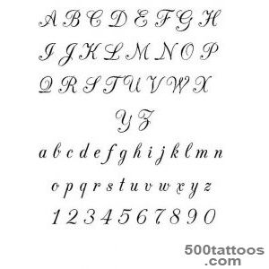 LETTERING TATTOOS  Tattoo design and ideas_13