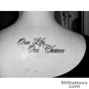 Quotes About Life And Love Tattoos QuotesGram_9