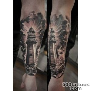 543f4c468 Chronic Ink Tattoo Toronto Tattoo Lighthouse tattoo done by _3