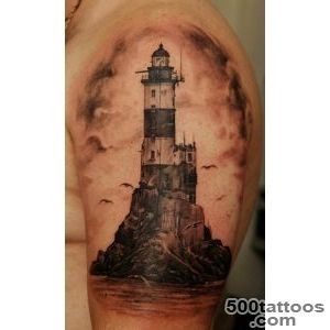 Lighthouse Tattoos  Inked Magazine_9