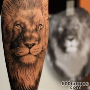 25 awesome lion tattoo designs for men and women   Blog of _33