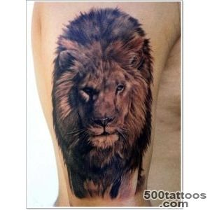 40 Most Original Lion Tattoos  Unleashing Your Inner Beast_9