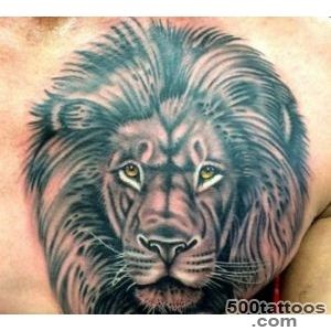 55 Amazing Wild Lion Tattoo designs and meaning   Choose Yours_29