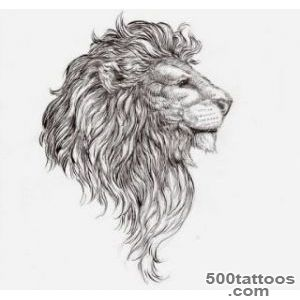 64 Best And Amazing Lion Tattoo Ideas_8