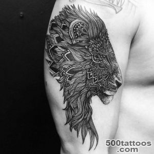 150 Realistic Lion Tattoos amp Meanings [2016 Collection]_30