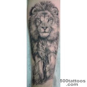 Lion Tattoos for Men   Ideas and image gallery for guys_7