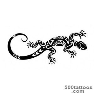 22 Wonderful Lizard Tattoo Designs_1