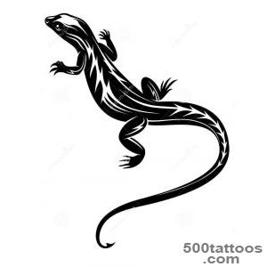 Lizard Tattoo, Designs amp Ideas  Page 11  Tattooshuntercom_40