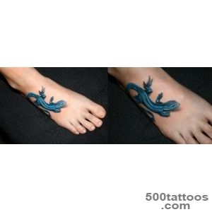 Lizard Tattoos, Designs And Ideas  Page 5_22