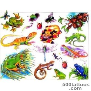 Lizard tattoos_20
