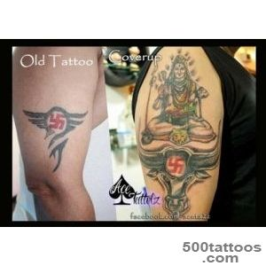 LORD SHIVA COVER UP TATTOO AND EXTENSION TATTOO   Ace Tattooz_47