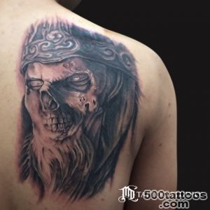 MD Tattoo Studio  Lord of the Rings King of the Dead_43