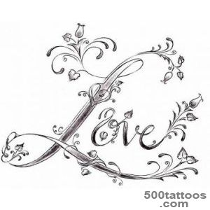 16+ Love Tattoo Designs_36