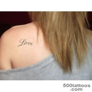 30 Mind Blowing Love Tattoo Designs   SloDive_38