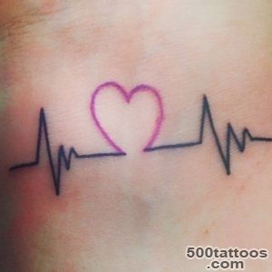 40+ Love Tattoos On Wrists_11