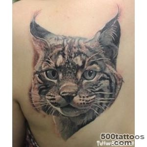 11 Lynx Tattoo Images, Pictures And Ideas_7