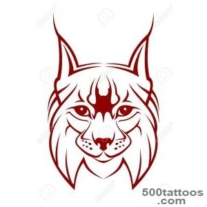 20 Lynx Tattoo Designs, Samples And Ideas_23