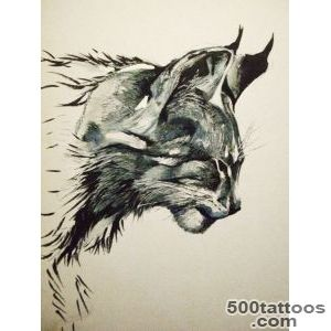 lynx tattoo   Google Search  tattoos  Pinterest  Lynx, Tattoos _2