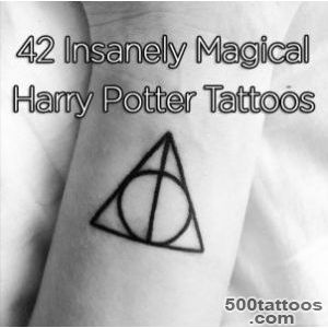 42 Insanely Magical Harry Potter Tattoos_41
