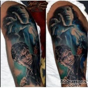 Magical Tattoos Even Muggles Will Admire_34
