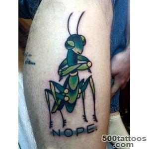 Mantis Tattoo Images amp Designs_6