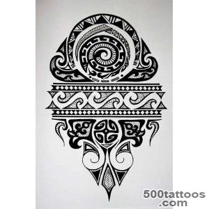 15 Maori Style Tattoo  Best Tattoo Ideas_41
