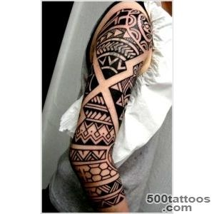 30 Unique Maori Tribal Tattoo Designs_10