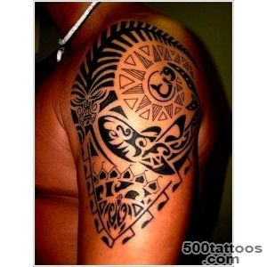 30 Unique Maori Tribal Tattoo Designs_11