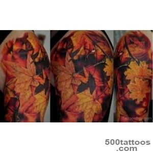 Leaf Tattoos  Tattoo Designs, Tattoo Pictures  Page 2_9