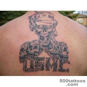 Devil Dog Ink 104 Insanely Dope Marine Corps Tattoos   TattooBlend_36