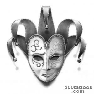 1000+ images about Masquerade Tattoos on Pinterest  Masquerade _38