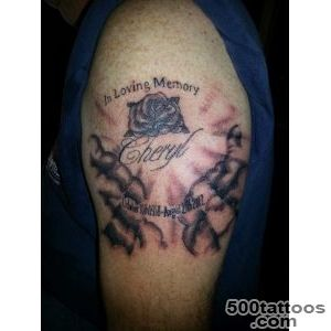 Memorial Tattoos, Designs And Ideas  Page 28_33
