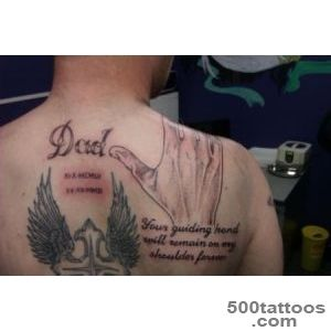 Memorial Tattoos Designs, Ideas and Meaning  Tattoos For You_14
