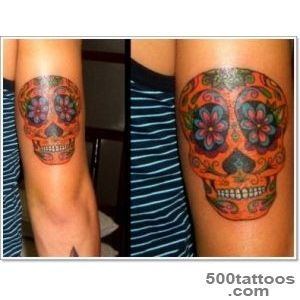 42 Dramatic Mexican Tattoos A Look into the Dark World of the _37