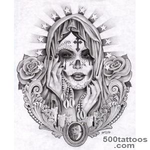 Mexican Tattoo Images amp Designs_10