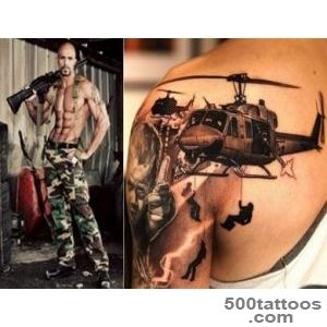 Military Tattoos, Designs And Ideas  Page 10_45
