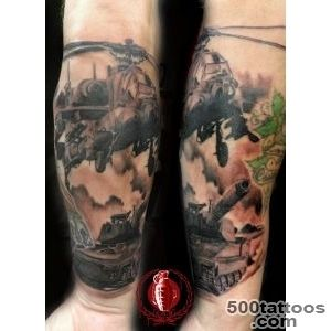 Military Tattoos, Designs And Ideas  Page 39_31