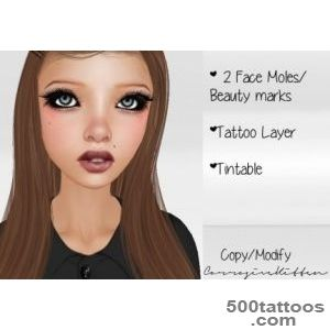Second Life Marketplace   [CorrosiveKitten] 2 Face Moleseauty _35