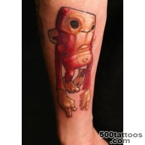 10 Best Tattoos for the Year of the Monkey  Tattoocom_35