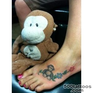 1000+ ideas about Monkey Tattoos on Pinterest  Tattoos and body _28