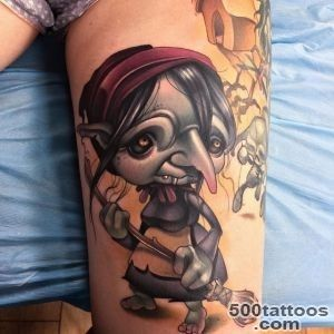 Crazy Monkey Tattoo  Best Tattoo Ideas Gallery_44
