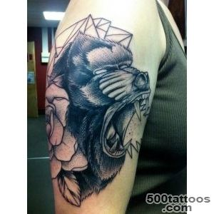 Monkey Tattoos, Designs And Ideas  Page 77_31