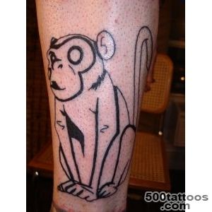 Monkey Tattoos   Designs and Ideas_6