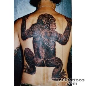 Monkey Tattoos   Designs and Ideas_7
