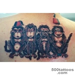 Monkey Tattoos   Designs and Ideas_13