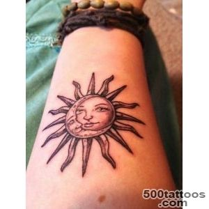 50 Examples of Moon Tattoos  Art and Design_36