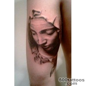 Mother Mary Tattoo Pictures_26