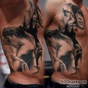 Muay Thai Tattoos on Pinterest  Muay Thai, Thai Tattoo and Khmer _7