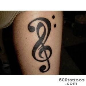 26 Charming Music Tattoos For Guys   SloDive_29