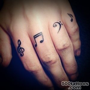 40 Best Music Tattoo Designs  Tattooton_11